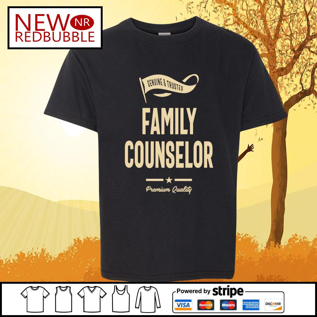 Genuine and trusted family counselor premium quality s Kid-T-shirt