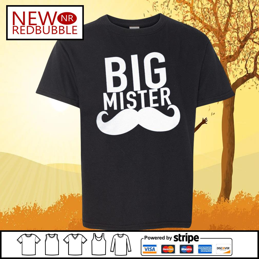 Official Big mister s Kid-T-shirt