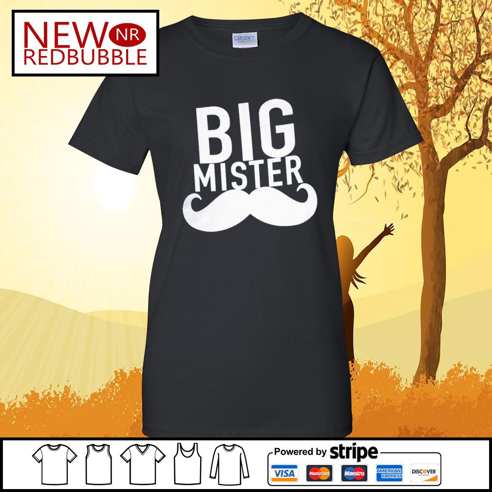 Official Big mister s Ladies-Tee