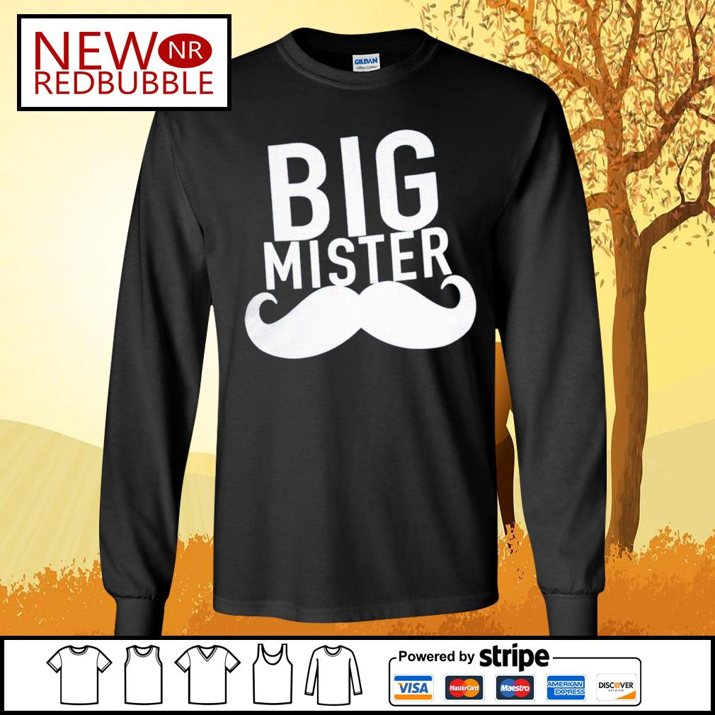 Official Big mister s Long-Sleeves-Tee