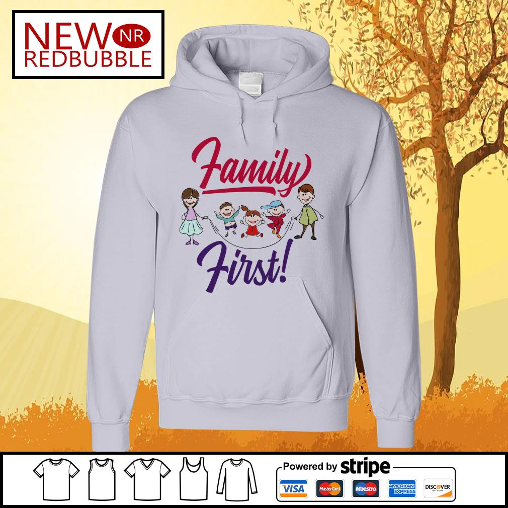 Official Family first s Hoodie