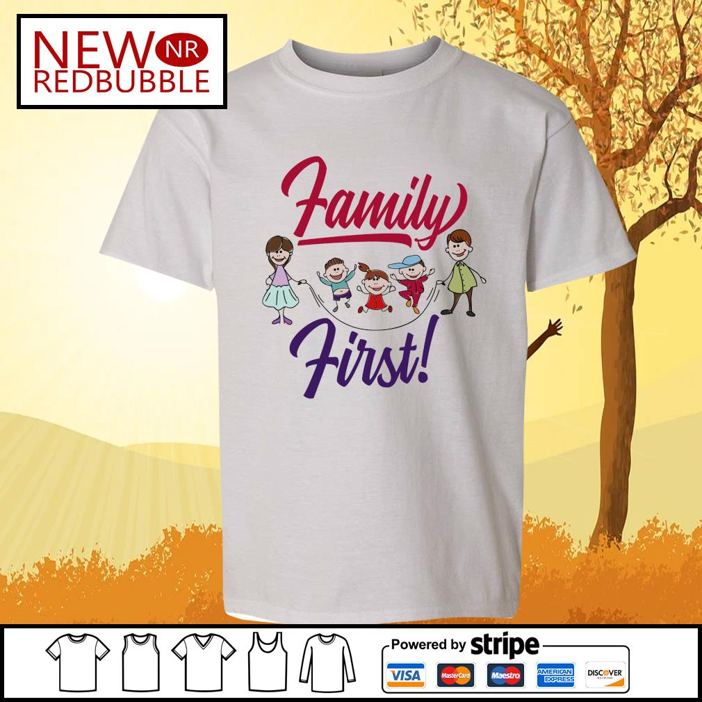 Official Family first s Kid-T-shirt